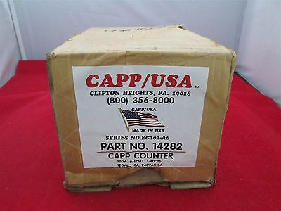 Capp Counter 14282 new