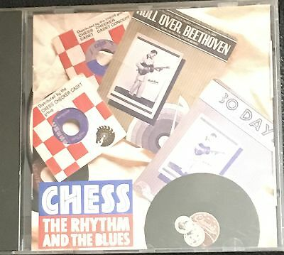 Chess: The Rhythm And The Blues - Cd Album - Bo Diddley Buddy Guy