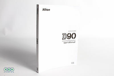 Nikon D90 Instruction Manual