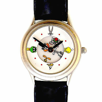 Bugs Bunny Daffy Duck, Tweety And Marvin Warner Brothers, Looney Tunes Watch $59