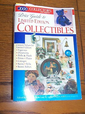book price guide limited edition collectibles antiques vintage directory values