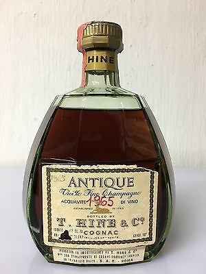 Hine Antique Vieille Fine Champagne Cognac 73cl 40% Vol Vintage Old Version