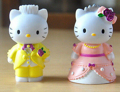 Sanrio Hello KItty Bridesmaid Daniel Best Man Figure Set