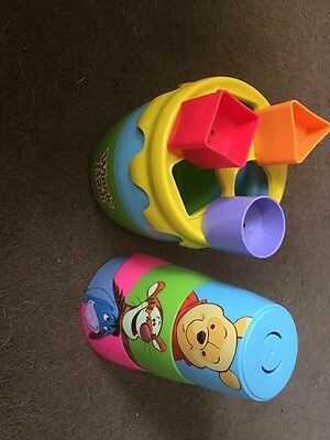 Winnie The Pooh Stacker And Shaper Sorter