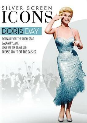 Silver Screen Icons: Doris Day New Dvd