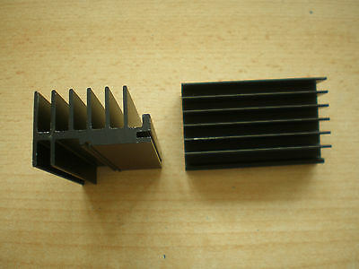 Heatsink TO-220 / TO-218 KM75-1   75 x 30 x 45 mm  Aavid   PACK OF 3      Z697