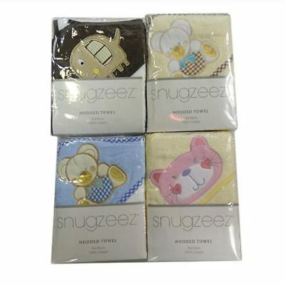 Snugzeez Hooded Towel