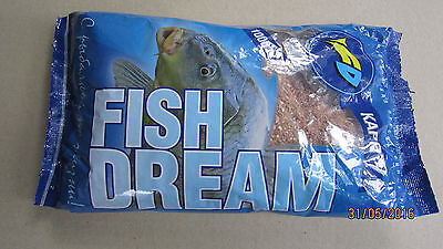 "Groundbait for Fish Carp Сrucian Bream Fishing Bait ""FishDream"" 1kg from Ukraine"