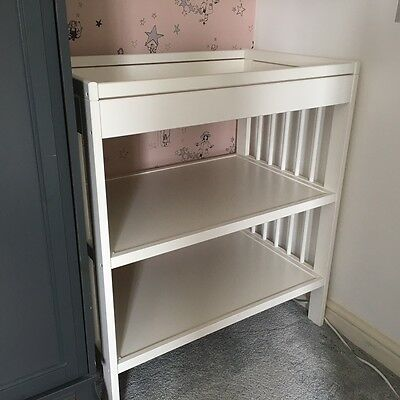 Ikea Gulliver Changing Table - Never Used - Immaculate Condition