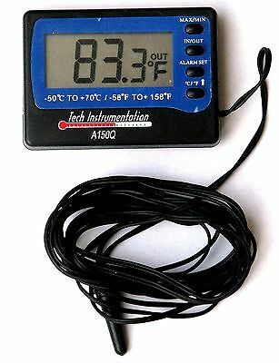 Tech Instrumentation A150Q -50F to 158+F Thermometer
