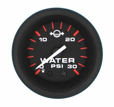 Sierra International 57903P Amega 80 PSI Oil Pressure Gauge Kit