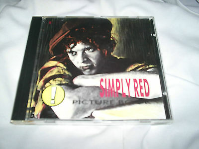 Simply Red - Picture Book (CD Album)