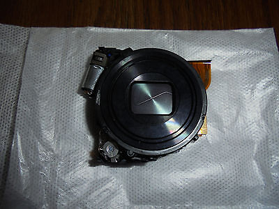 Genuine Sony Dsc-W830 20.1 Mp Lens Parts For Repair Black 8X Zoom