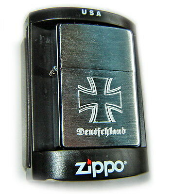 ZIPPO History GERMAN WWII 1914-1939 CROSS WEHRMACHT Limited Edition VERY RARE