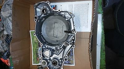 Yamaha Yz450f rh engine cover clutch water pump kick start  2003-