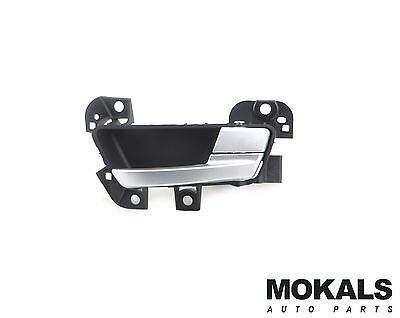 Ford Falcon FG inside door handle Dark Gray and Sliver Right Side 2008-2016