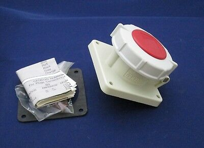 Mennekes ME 420R7W Receptacle new