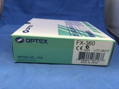 Optex FX-360 Infrared Ceiling Mount Detector new