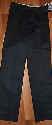 NWT French Toast Boy's Pants Size 16 Prep Navy Blue, SEE measurements