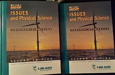 SEP Issues & Physical Science Teacher's Edition & Resources (2nd Ed.) Homeschool