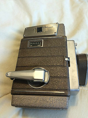 BELL & HOWELL PERPETUA ELECTRIC EYE 8 mm MOVIE CAMERA