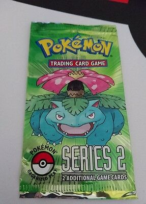 Pokemon POP Series 2 Booster Pack SEALED Pokemon Organized Play 2005