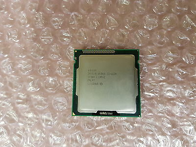 Intel Xeon E3-1230 3.2GHz (3.6Ghz) Quad Core CPU Processor LGA1155 SR00H