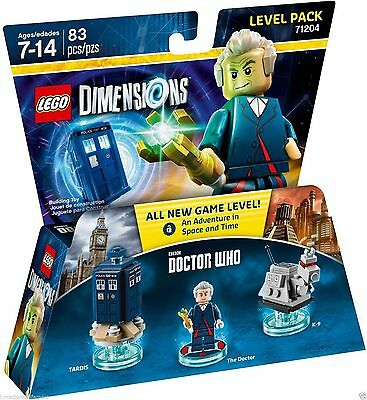 LEGO DIMENSIONS 71204 Level Pack DOCTOR WHO