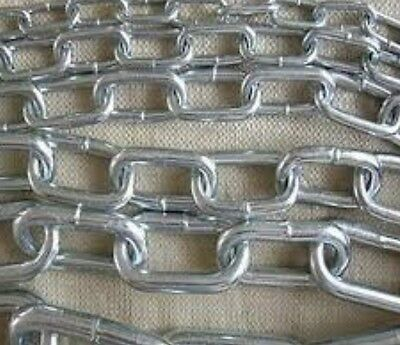 10mm Stainless steel chain Grade 316 Marine gr...sold by the meter