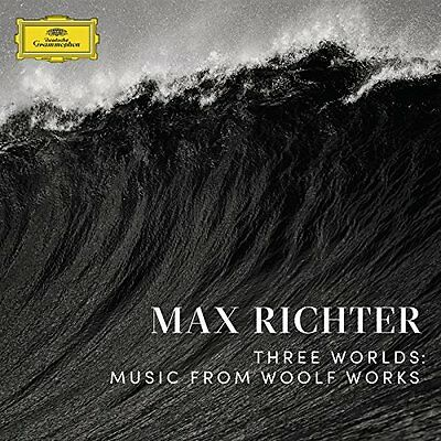 Max Richter Three Worlds New Sealed Double 180G Vinyl Lp & Mp3 In Stock