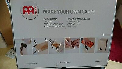 build your own cajon kit