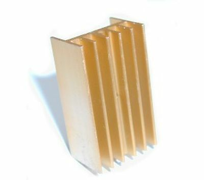 Heat Sink 23x16x40mm