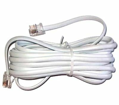 FT extension lead S1-4/7 PL/PL 20m white