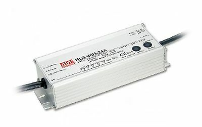 40W high efficiency LED power supply 12V 3.33A with PFC, with dimming function