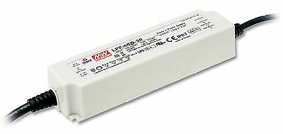 60W single output LED power supply 12V 5A with PFC, with dimming function