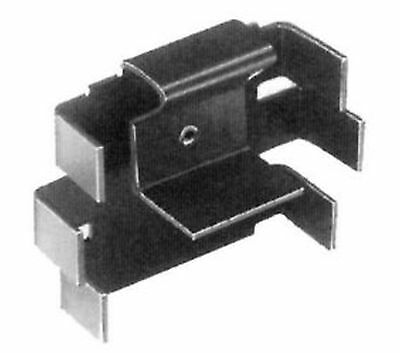 Heat Sink 20.5x25x7mm, clip-on, anodized TO220