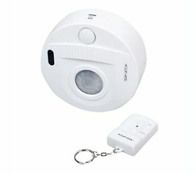 SEC-APC10 Ceiling alarm with motion detector 130 dB