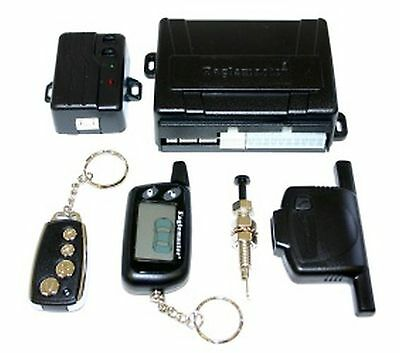 Car security system EAGLEMASTER CL-7300 E4 LCD