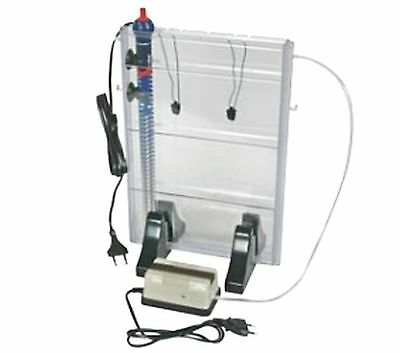 Etching tank with agitator and heather, 2l