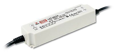60W single output LED power supply 42V 1.43A with PFC, with dimming function