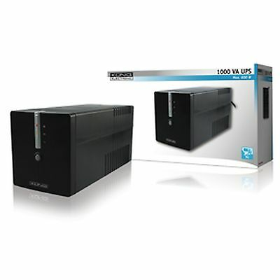 Uninterruptible power supply (UPS) 1000VA 600W