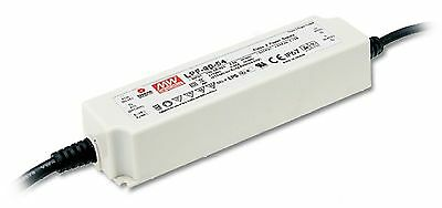 60W single output LED power supply 24V 2.5A with PFC, with dimming function