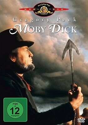 Moby Dick - (Gregory Peck) # DVD-NEU