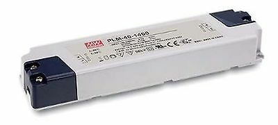40W switching current source LED 350mA 53-105V with PFC