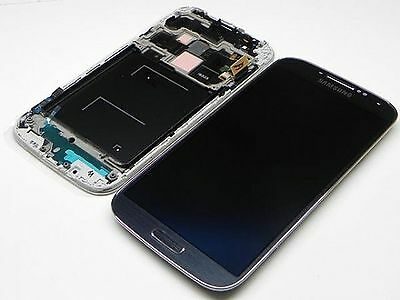 Samsung GT-I9195 Galaxy S4 Mini LCD and touch panel, dark grey