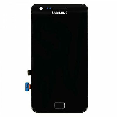 Samsung GT-I9100 Galaxy S2 LCD Screen and Touch, black