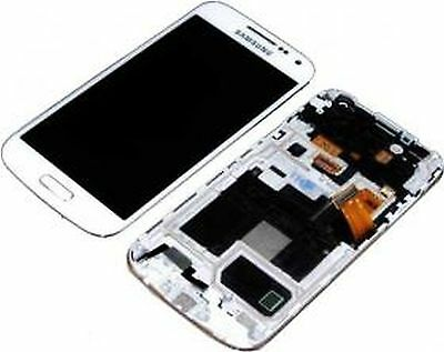 Samsung Gt-I9195 Galaxy S4 Mini LCD and touch panel, white