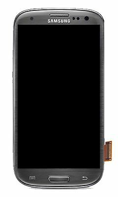 Samsung GT-I9300 Galaxy S3 LCD Screen and Touch, grey