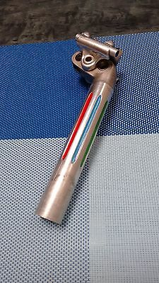 VINTAGE 1st GENERATION CAMPAGNOLO SUPER RECORD  SEATPOST 25.0mm