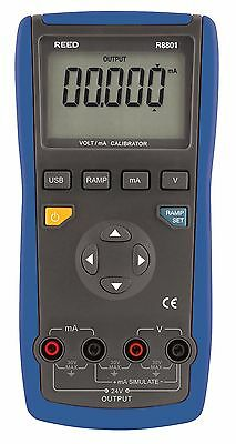 REED R8801 Voltage/Current Calibrator, 22mA/20V